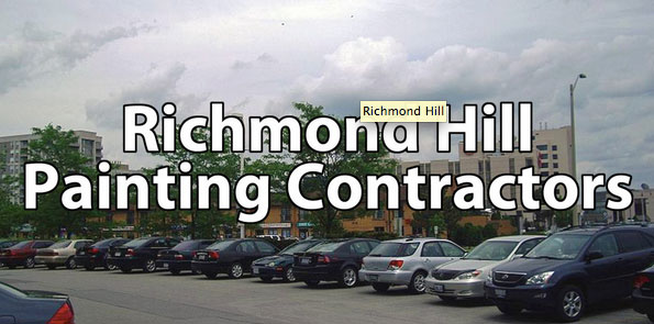 richmond-hill-painting-contractors