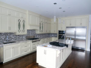 Kitchen wall finish painting ideas